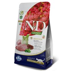 FARMINA N&D QUINOA Digestion Lamb,Fennel,Mint 0.3kg